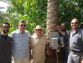 بعد غد.. تسليم أول محطة أرصاد زراعية من صنع طلاب جامعة MSA