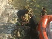 مصرع طالب غرقا فى نهر النيل بأسيوط