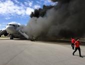 إلغاء رحلة طيران بين روسيا وأرمينيا بسبب انبعاث دخان وإصابة 3 ركاب