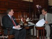 وزير الزراعة: تعاون مشترك مع بنما فى المجالات الزراعية والإنتاج الحيوانى