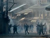ضرب شرطى حتى الموت فى كشمير الهندية بعد ضبطه يلتقط صورا للمصلين