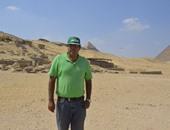 مدير متحف مكتبة الإسكندرية: مشروع رقمنة آثار الجيزة هدفه إبهار العالم