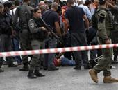 إصابة جندى إسرائيلى فى حادث طعن على حاجز زعترة جنوب نابلس