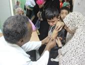 الصحة: تطعيم 22مليون و846ألف و746 طفل صد الحصبة وتستمر حتى السبت المقبل