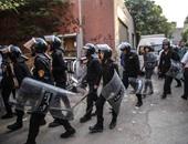 ضبط متهم هارب من حكم بالمؤبد فى ثورة يناير بالصف