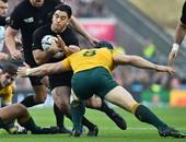 نيوزلندا تفوز بكأس العالم للرجبى للمرة الثانية على التوالى