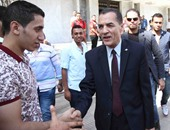 """بالفيديو.. رئيس جامعة الأزهر:""""المدينة الجامعية منحة واللى هيرمى طوبة هقطع إيده"""""""