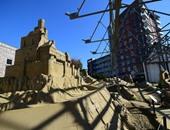 """""""يا أوتيلاتك يا هولندا"""".. بالصور فندق هولندى من الرمال والخشب"""