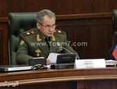 وزير الدفاع الروسى: صياغة إعلان موسكو لتحديد خارطة طريق لحل أزمة سوريا