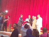 بالصور.. افتتاح المهرجان الأول للسمسمية بالإسماعيلية