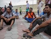 """بائعو سوق توشكى لـ""""محافظ القاهرة"""": """"معندناش دورات مياه.. وفين مخرج المترو"""""""