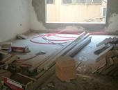 صحافة المواطن.. شكوى من تأخر صيانة فصول داخل مدرسة بعباس العقاد