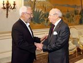 راشد الغنوشى:التوافق بين الإسلاميين والليبراليين بتونس يمكن تطبيقه بليبيا
