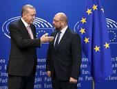 بالصور.. اجتماع كبار المسئولين فى الإتحاد الأوربى بشأن الحرب السورية