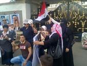 """السبت..""""أبناء مبارك"""" يحتفلون بعيد تحرير طابا أمام المعادى العسكرى"""