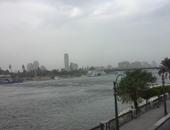 غلق بوغاز عزبة البرج أمام حركة الصيد لمدة يومين بسبب نوة الشمس الكبيرة