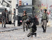 """مقتل الفلسطينى منفذ عملية طعن إسرائيليين فى """"المصرارة"""" بالقدس أمس"""
