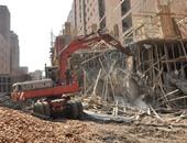 """الإحصاء: 782 ألف مخالفة بناء خلال عام.. القطاع الخاص يتصدر بـ98% و""""الحكومى"""" 1%"""