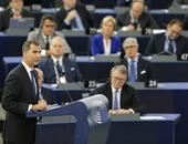 بالصور.. استئناف جلسات البرلمان الأوربى لمناقشة أزمة اللاجئين
