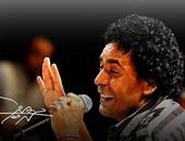"""الكينج محمد منير يصل شرم الشيخ لإحياء حفل """"أنا مصر"""" دعما للسياحة"""