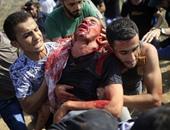 بالصور.. جنود الاحتلال يقتلون الشباب الفلسطينى بالرصاص الحى