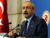 العدوان التركى.. زعيم المعارضة التركية مهاجما أردوغان: لماذا نتصادم مع العرب