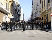 تبادل إطلاق نار بين الأمن التونسى وعناصر إرهابية فى منطقة القصرين