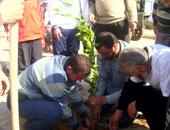 منسق مبادرة هنجملها بالشرقية: زرعنا 81 ألف شجرة مثمرة وهدفنا نوصل لمليون