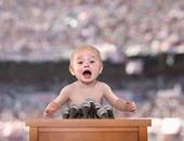 5 طرق بسيطة لتعليم طفلك الكلام.. الغناء أمتعها