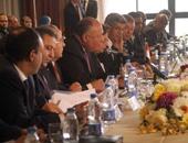 نجلاء الأهوانى: 16 اتفاقية تشمل النفط والطاقة بين مصر والجزائر غدًا