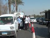 مرور القاهرة يشن حملة مكبرة لضبط المخالفات بشوارع العاصمة