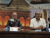 سعيد الشيمى: أحاول أن أرتقى بقدر ما أستطيع بفن التصوير فى مصر