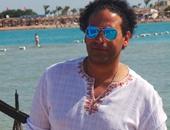 """بالصور.. مصطفى شوقى ينتهى من تصوير أغنية """"المود"""" فى الغردقة"""