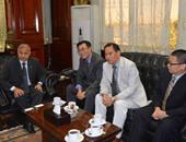 محافظ الأقصر ووفد سفارة بكين يناقشون عودة السياحة الصينية
