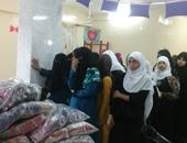 """""""مصر الخير"""": زيادة عدد البطاطين المستهدف توزيعها لـ٣٠٠ ألف بطانية"""