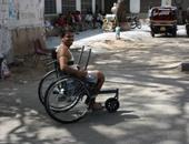 """بالصور.. طلاب أمريكيون يخترعون """"كرسى متحرك ترفيهى"""" يعبر بين التضاريس"""