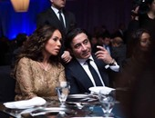 شاهيناز النجار تنشر صورا لها برفقة زوجها رجل الأعمال أحمد عز