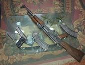 ضبط أسلحة نارية ومواد مخدرة وتحرير 1860 مخالفة مرورية بكفر الشيخ