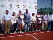 الدب الروسى مارجريتا بطلة سوهو سكوير الدولية لتنس السيدات