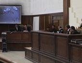 تأجيل محاكمة المتهمين فى قضية أحداث مجلس الشورى إلى 26 نوفمبر
