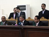 القاضى فى قضية أحداث مجلس الشورى: الأمن يحمى المتظاهرين