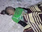 مصرع طفلة صعقا بالكهرباء بسبب الأمطار فى مصر الجديدة