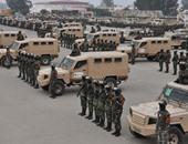 بالصور.. قوات التدخل السريع تستعد لتأمين المنشآت خلال مظاهرات 28 نوفمبر