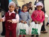 بصيرة: 14% من الأسر المصرية بها أطفال أيتام أو بالتبنى