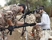 قوات المعارضة السورية تشن هجوما على مواقع فى محافظة القنيطرة قرب الجولان
