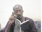 """الروائى حمور زيادة يقرأ """"دروز بلغراد"""" و""""عشت لأروى"""" ويهوى الكتب الشيّقة"""