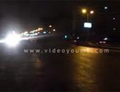 بالفيديو.. خلو ميدان رابعة من المدرعات قبل 28 نوفمبر