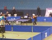 الطاولة يتواصل مع الأولمبية لحسم موقف المتأهلين بعد تعليق النشاط الرياضى