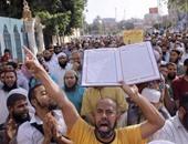"""طلاب""""الجبهة السلفية"""" يعلنون التظاهر فى 30 يونيو برفع المصاحف"""