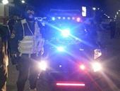 ضباط وأفراد شرطة العمرانية يحبطون محاولة هروب المحتجزين من القسم